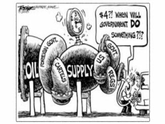 cárteles del petróleo