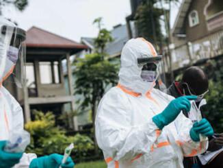 África alto el fuego Coronavirus