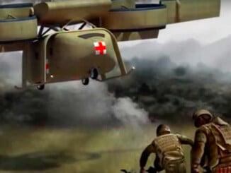 ARES VTOL de Lockheed Martin