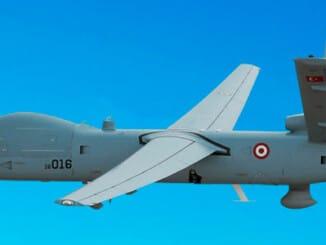 Anka-S de Turkish Aerospace Industries