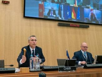 Ministros Asuntos Exteriores OTAN