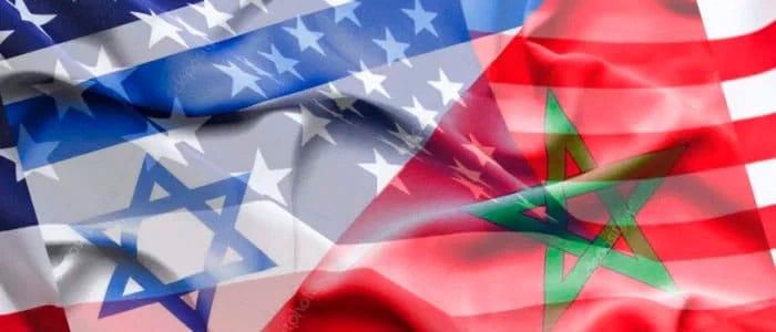 usa marruecos israel