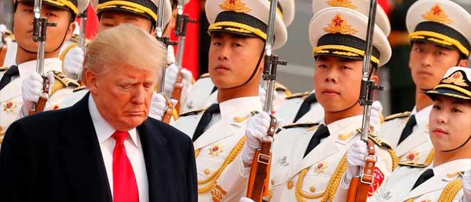 América, nadie sabe qué hacer con China
