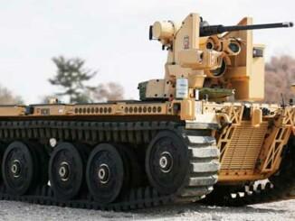 Vehículo de combate robótico de Qinetiq