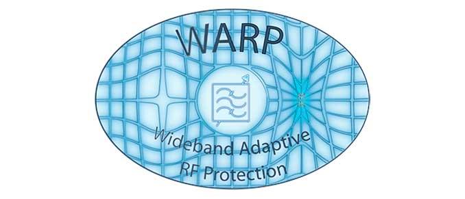 Wideband Adaptive RF Protection