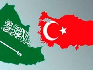 relaciones Turquía Arabia Saudita