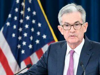 Jerome Powell, Presidente del Sistema de la Reserva Federal