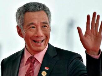 Lee Hsien Loong, Primer Ministro de Singapur
