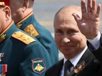 Putin: 75º aniversario de la Segunda Guerra Mundial