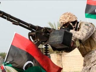 situación política en Libia