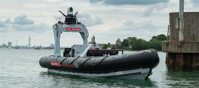BAE Systems y la Royal Navy