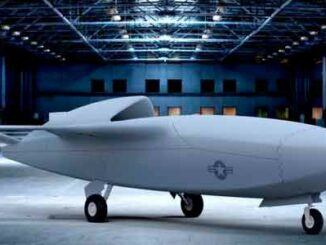 Dron de combate Skyborg