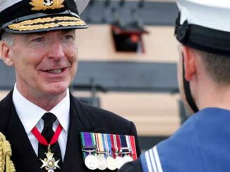 Tony Radakin First Sea Lord