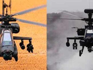 helicóptero Apache AH-64