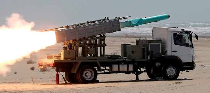 arma cibernética una fábrica de misiles iraní