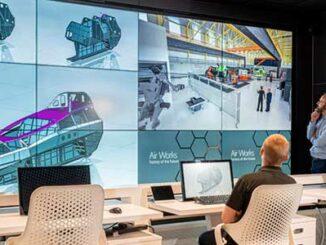 fábrica inteligente BAE Systems Reino Unido