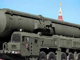 sistema nuclear y de misiles ruso