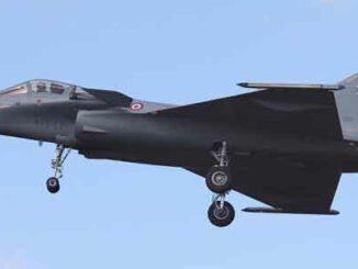 Caza Rafale de Dassault