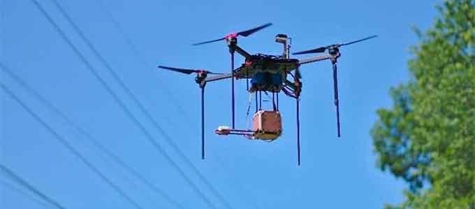 Sensores avanzados para pequeñas aeronaves no tripuladas