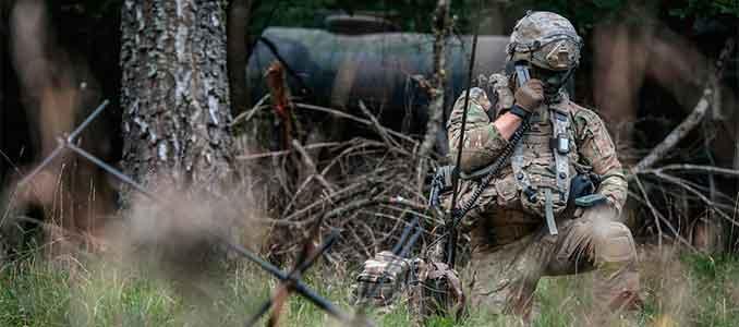 tecnologías de comunicaciones del Army
