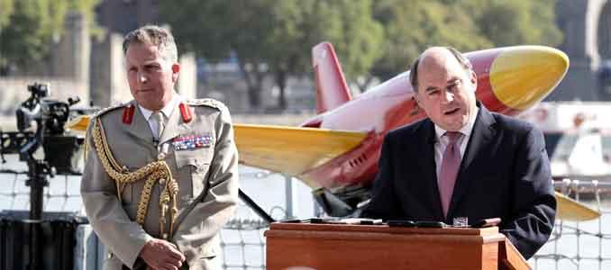 General Sir Nick Carter &l Ben Wallace MP