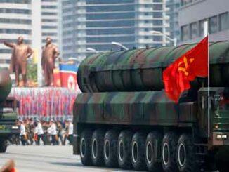 Corea del Norte estado nuclear