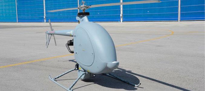 Dron TAI