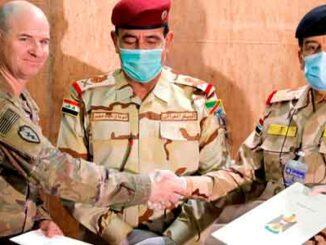 EE.UU. abandone Irak