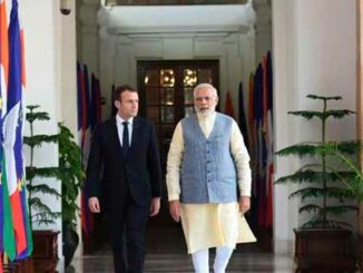 Modi y Macron