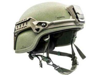 Rheinmetall casco combate