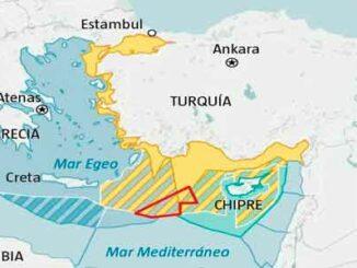 laberinto greco-americano, turco y ruso