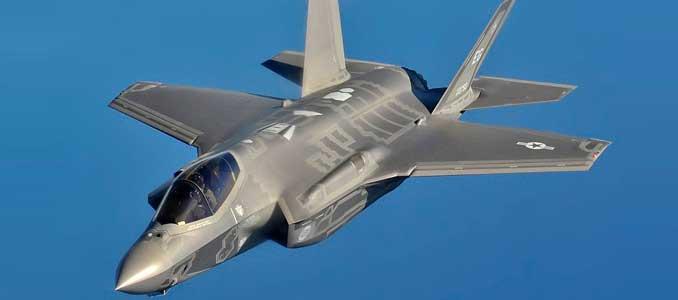 F-35A Lightning II Joint Strike Fighter