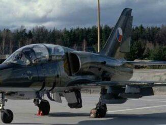 L-39 Fuerza Aérea de la República Checa