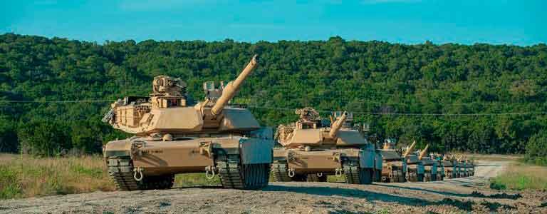 M1A2 SEPV3 Abrams