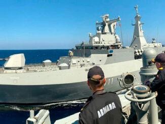 España seguridad Mediterráneo
