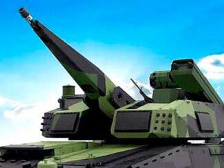 Rheinmetall Skyranger 30 CUAS