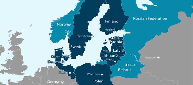 Rusia Báltico