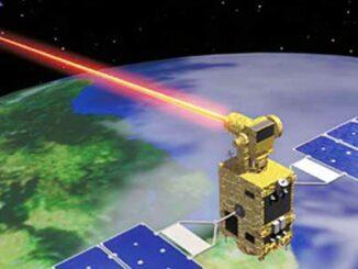 enlaces ópticos por satélite