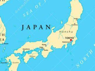 japón corea