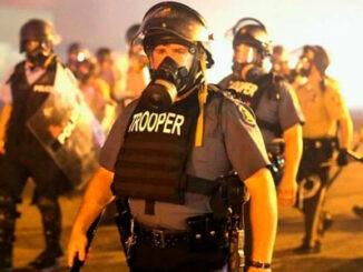 militarización policía Estados Unidos