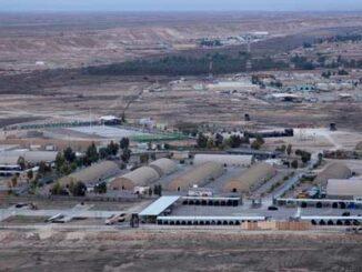 Base aérea de Ain al-Asad, en Irak