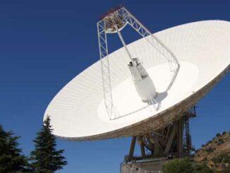 Antena telecomunicaciones