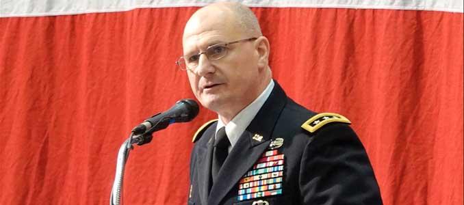 Lt. Gen. Edward Michael Daly