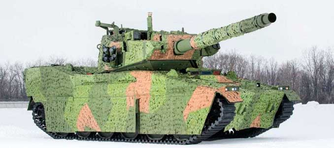 Mobile Protected Firepower