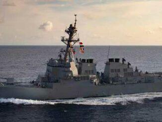 Destructor USS Preble