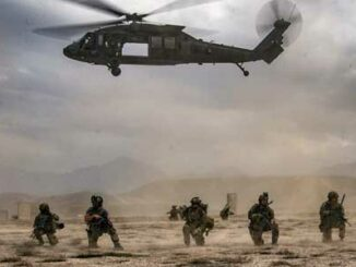 tropas EE.UU. Afganistán