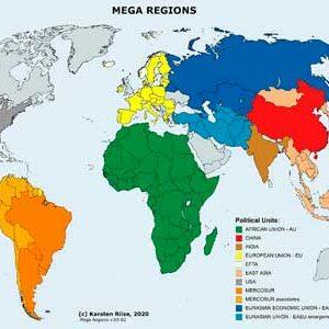 Mega regiones