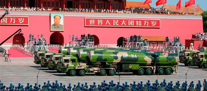 China Armas Nucleares