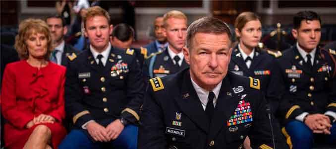 General McConville