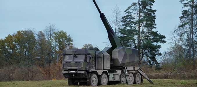 camiones tácticos HX3